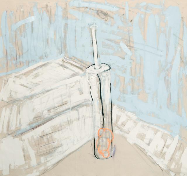GASPAR MARTINEZ, 'Toilette brush', 2018, Cosmocosa