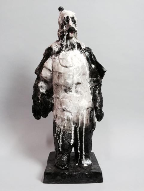 , 'Panda Warrior III,' 2010, Catharine Clark Gallery