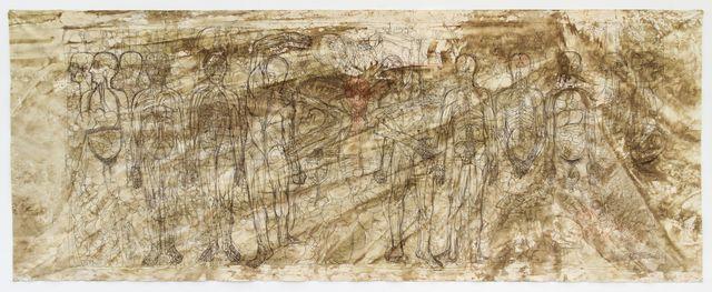 Hermann Nitsch, 'Das letzte Abendmahl', 1983, Galerie Elisabeth & Klaus Thoman