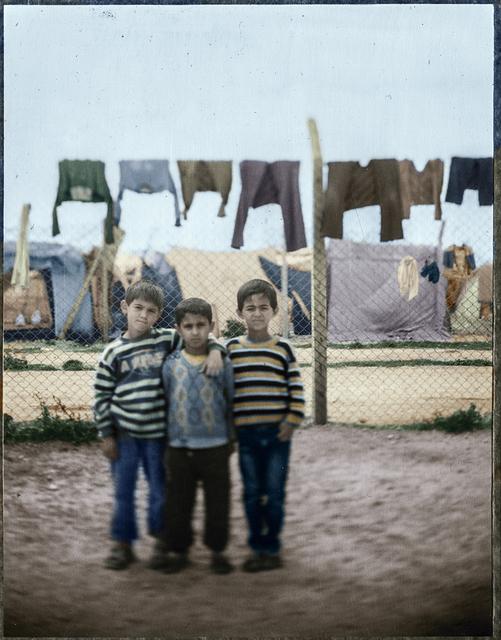 , 'Three Musketeers ,' 2014-2015, Hafez Gallery