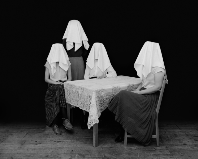 , 'The Unseen,' 2015, The Ravestijn Gallery