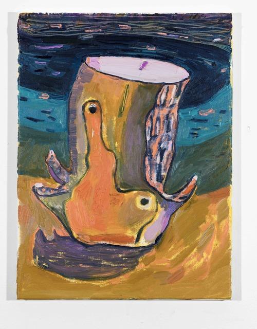 Lisa Sanditz, 'Landscape Color Study 3', 2019, Painting, Oil on canvas, Jonathan Ferrara Gallery