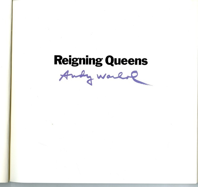 , 'Reigning Queens (Rare Lt. Ed. Numbered Exhibition Catalogue),' 1985, Joseph K. Levene Fine Art, Ltd.