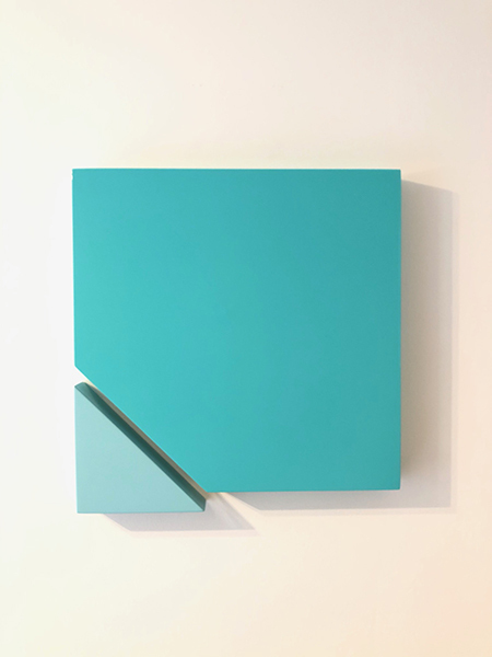 Lori Cozen-Geller, 'Feeling Blue', 2019, Galerie d'Orsay