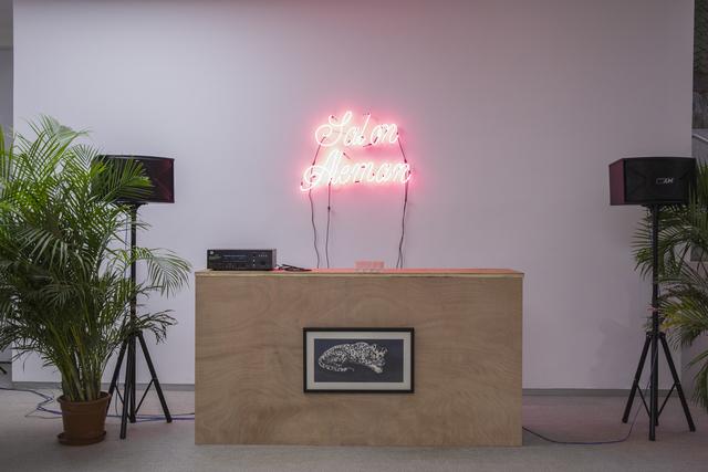 , 'Salon Aleman,' 2017, Sifang Art Museum