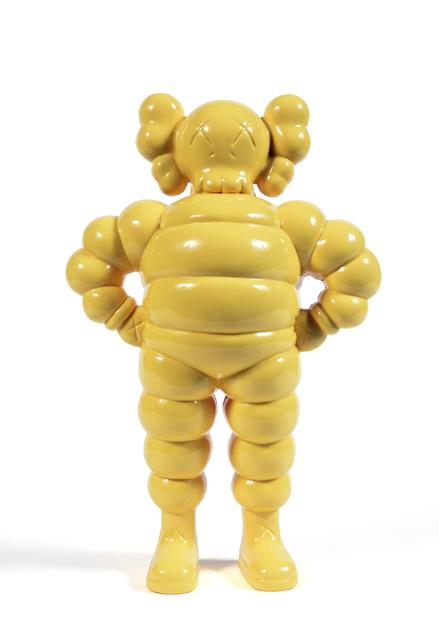 KAWS, 'Chum (Yellow)', 2002, Digard Auction