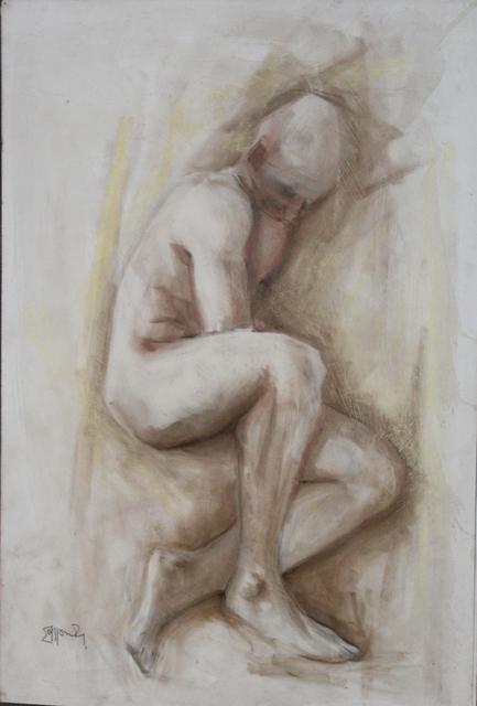 , 'Male Nude 3 ,' 2018, Galeria Canoa