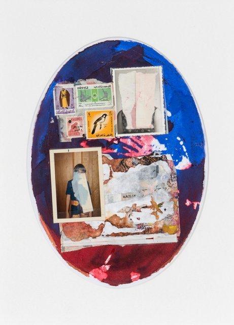 , 'Elliptical Rotation,' 2016, Galerie Kornfeld