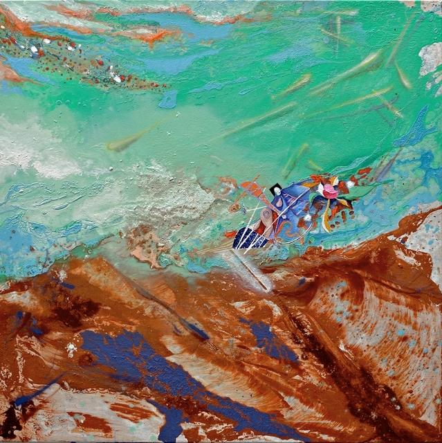 , 'Mimacrocosmic 2,' 2015, Aki Gallery