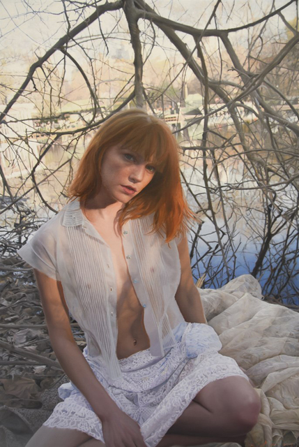 , 'Untitled; Jana,' 2015, Zemack Contemporary Art