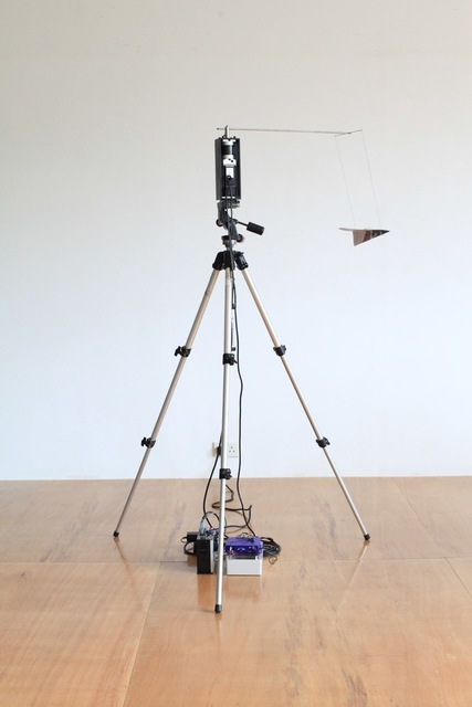 , 'Silent Music Plane 1967 ,' 2016, Blindspot Gallery
