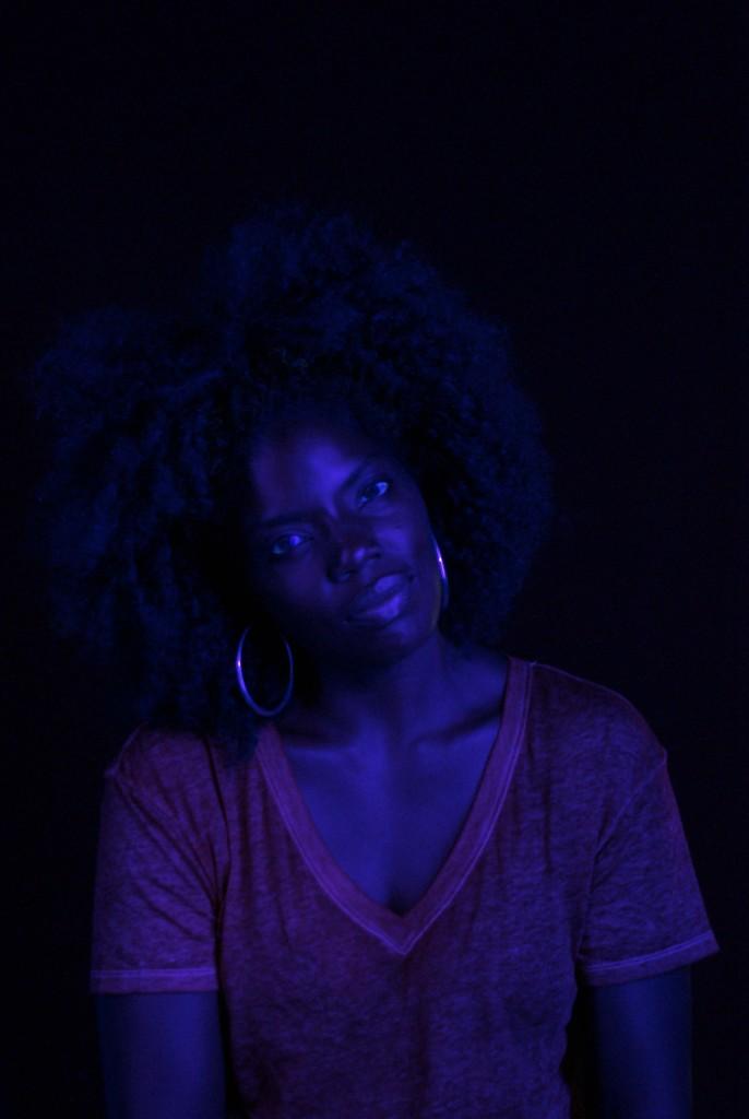 Kerry James Marshall, 'Black Beauty (Tyla),' 2012, Koplin Del Rio