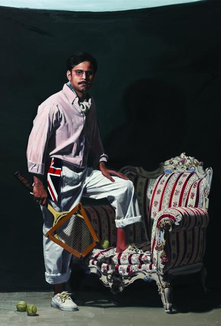 , 'Tennis, Roop Singh,' 2010, Gallery Hyundai