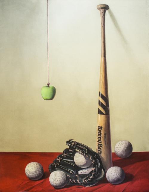 Zhang Wei Guang, 'Baseball, Olympic Games Beijing 2008', 2008, Wallector