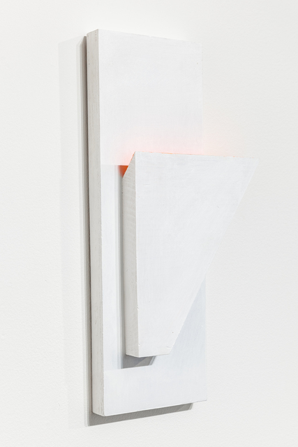 , 'Orange_Trapezoid,' 2017, Ki Smith Gallery