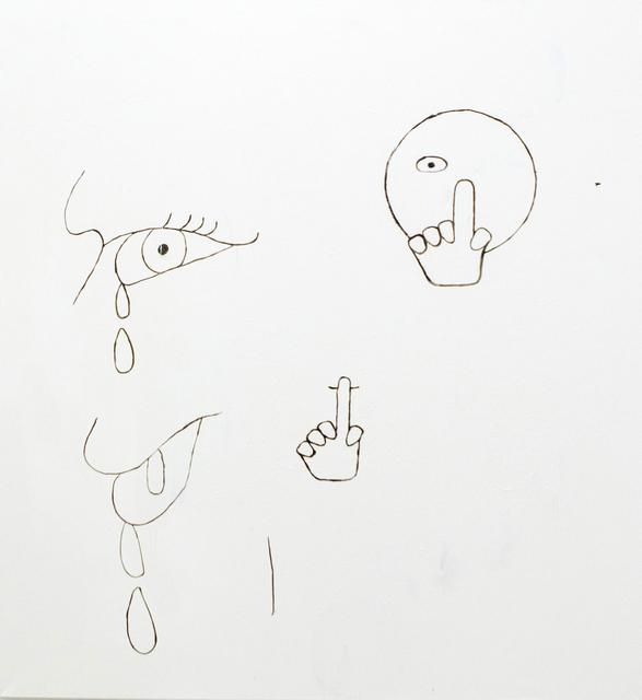 , 'Ohne Titel,' 2016, Ruttkowski;68