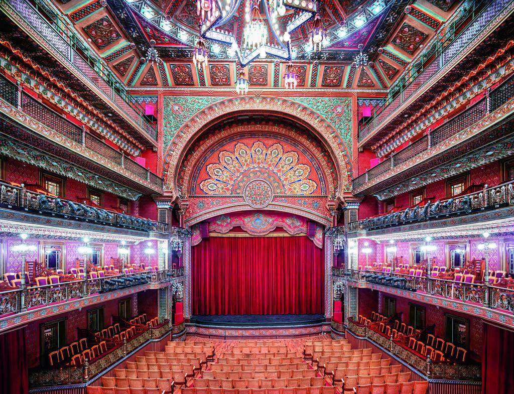 Teatro Juárez Guanajuato I