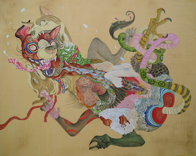 , 'Beast of the Zodiac,' 2018, Galerie LJ