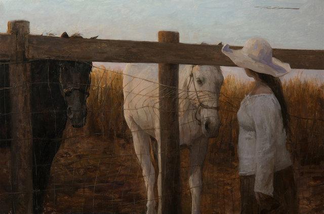 , 'Kindred Spirits,' 2018, Maxwell Alexander Gallery