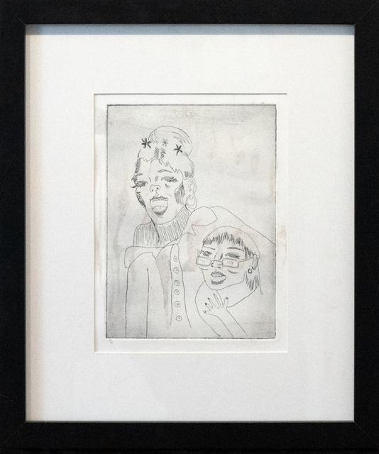 , '2 Girls,' 2017, PUBLIC Gallery