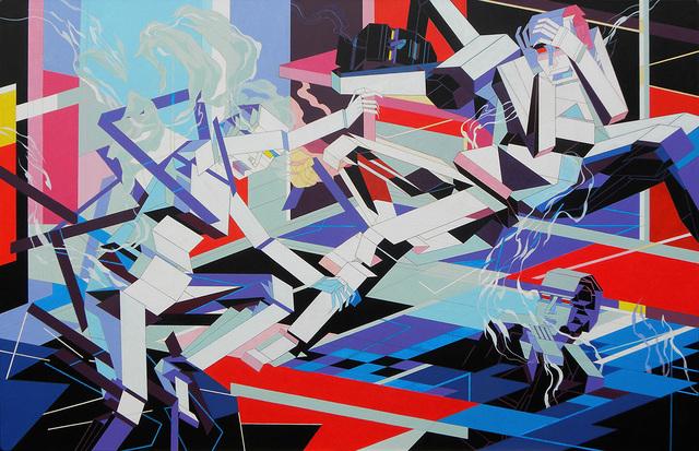 , 'Sucker Punch,' , Corey Helford Gallery