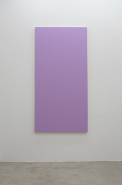 , 'Untitled (Violet),' 2012, MARTOS GALLERY