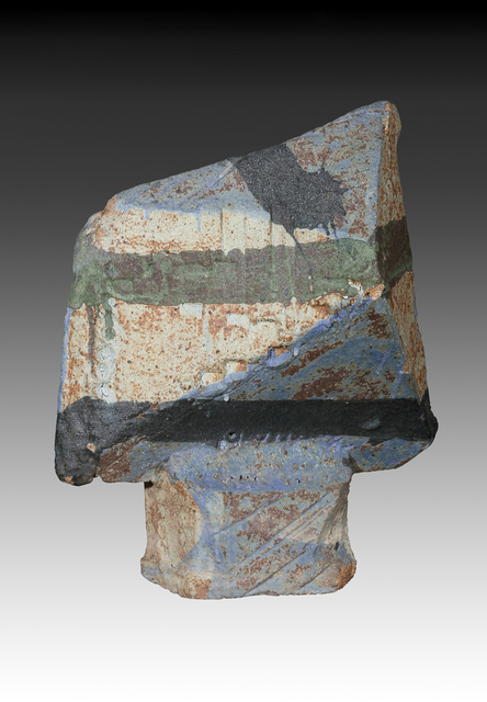 , 'Ceramic Slab Construction Sculpture,' 1960, Foster Gwin Gallery