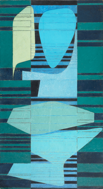 Wifredo Arcay, 'Untitled', ca. 1950, The Mayor Gallery