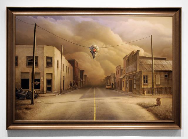 , 'Harbinger,' 2015, Jonathan LeVine Projects