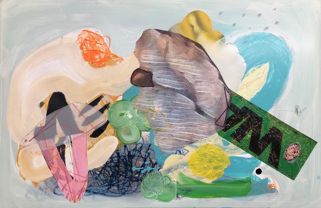 Joey Brock, 'Punk Rock Renegade and the Garden Party', 2018, Jen Mauldin Gallery