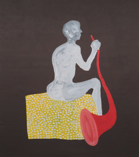 , 'En attente du souffle,' 2017, Magnin-A