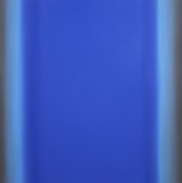 Ruth Pastine, 'Blue Orange 14-S6060 (Violet Blue Deep), Interplay Series', 2013, Brian Gross Fine Art