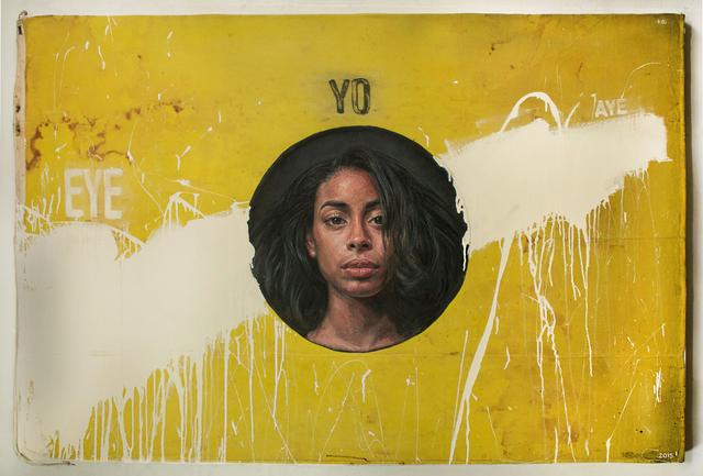 , 'The Letter 'I',' , Sirona Fine Art