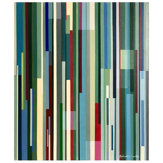 , 'Color Raindrops I,' 2018, Artig Gallery