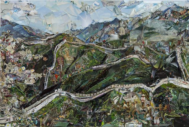 , 'The Great Wall of China,' 2014, Matthew Liu Fine Arts