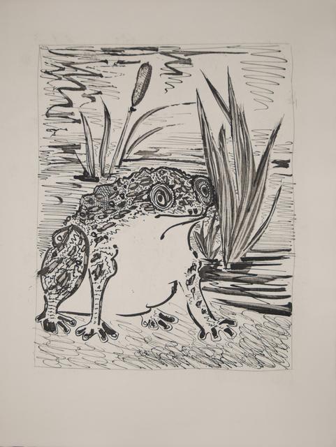 Pablo Picasso, 'Le Crapaud (The Toad)', 1936, John Szoke