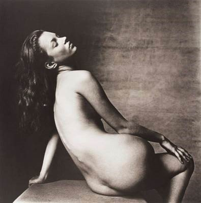 Irving Penn, 'Kate Moss, New York', 1996, Pace/MacGill Gallery