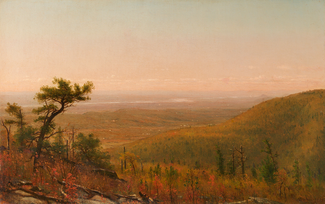 , 'The Hudson Valley from the Catskill Mountains,' 1898, Questroyal Fine Art