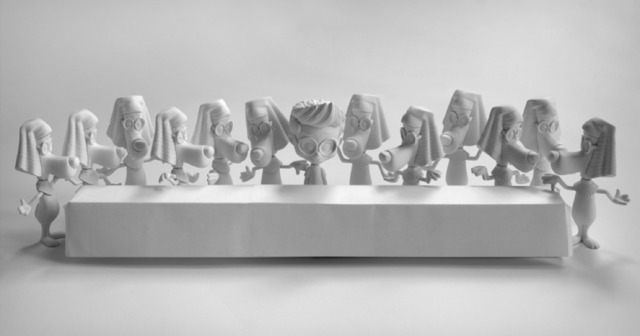 , 'Last Supper,' 2016, RoFa Projects