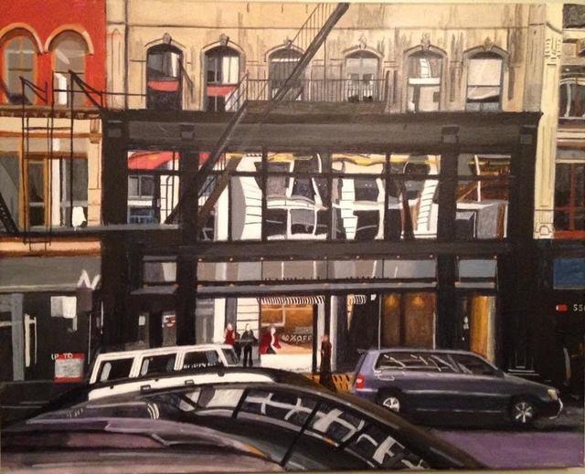 , 'Broadway Rhythm,' 2018, Art Collection NYC