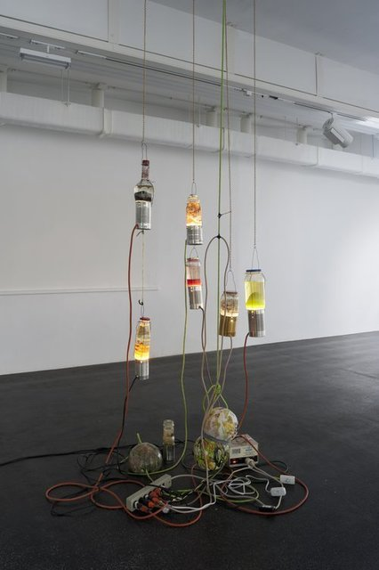 Catharine (Ahearn) Czudej, 'Lamps', 2014, Office Baroque