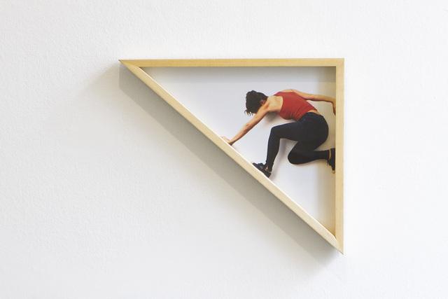 , 'Quadros Cortados/9,' 2014, Carbono Galeria