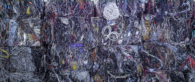 , 'Recycled Wire Study, 2015,' , Monroe Gallery of Photography