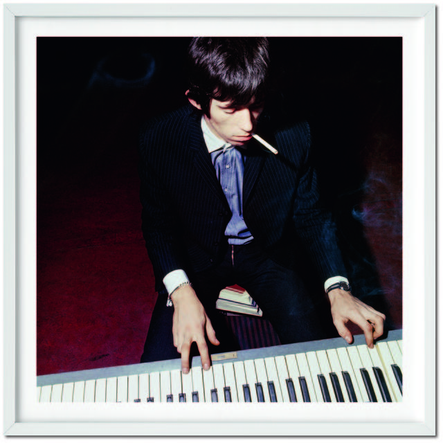 Bent Rej, 'The Rolling Stones. Art Ed. Rej, Keith playing the piano, 1965', 1965, TASCHEN