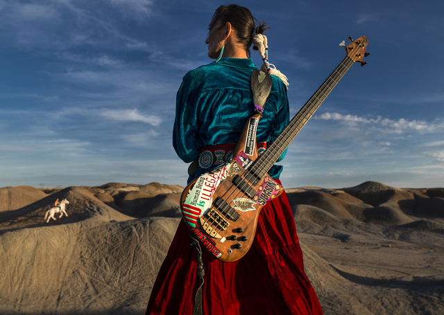, 'Navajo Punk,' 2014, Getty Images Gallery