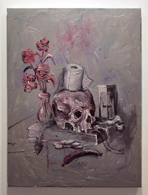 , 'Detritus Iberico (with Irene Iré),' 2018, Tyler Rollins Fine Art