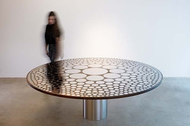 , 'Freeze Multi Circle Table,' 2015, Friedman Benda