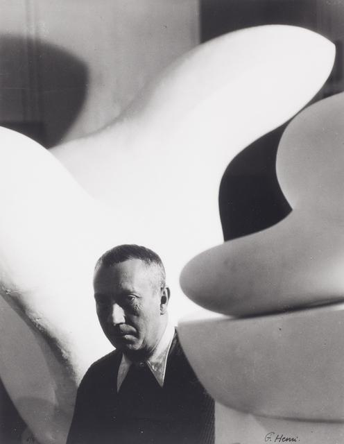 , 'Portrait of Jean Arp,' 1934, Atlas Gallery