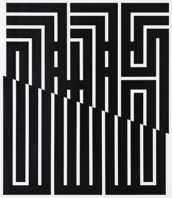 , 'Breaking Lines ,' 2019, 44309 Street Art Gallery