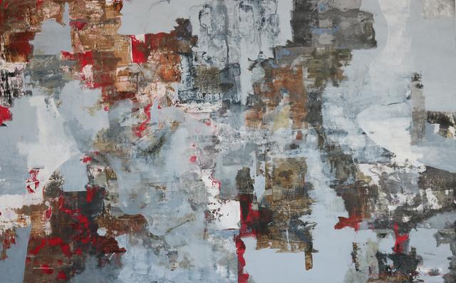 , 'Charred Red,' 2019, Villa del Arte Galleries
